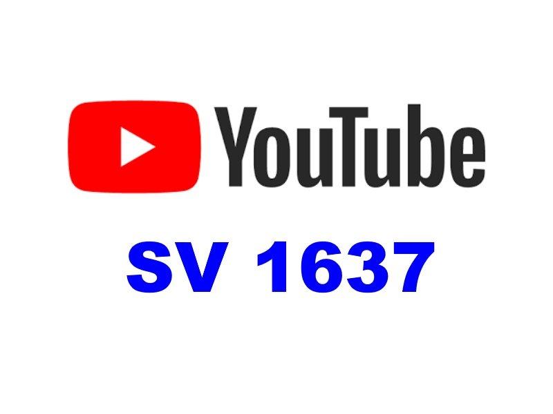 YouTube SV 1637 (2)